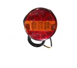 FANALE TONDO A LED MOVIT
