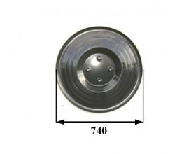 DISCO FOLLE GALFRE' 165 4...