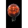 LAMPADA ROTANTE IMBUTO FLEX LED TONDA MOVIT OMOL.65 -ECE R65